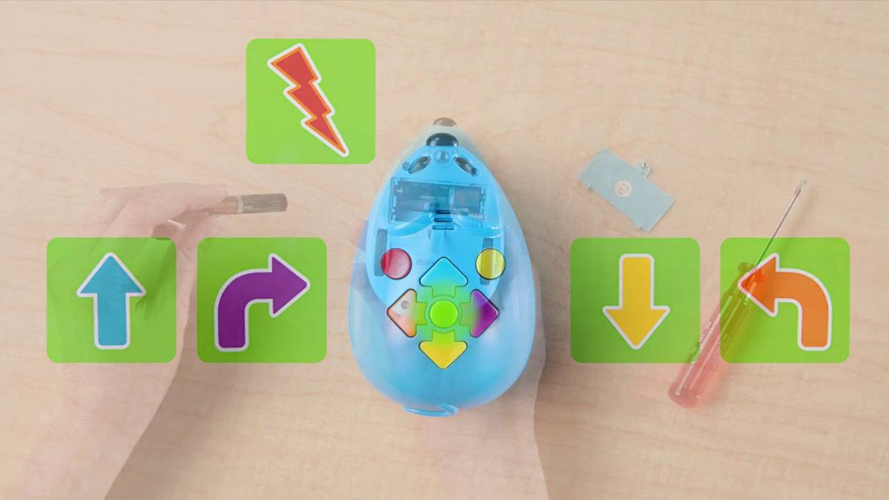 code and go robot mouse